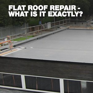 The Importance Of Hiring A Professional To Do Flat Roof Repair