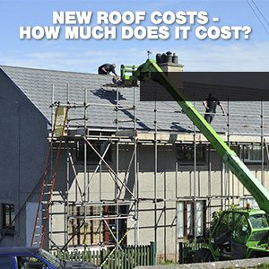 What Are The Typical New Roof Costs?