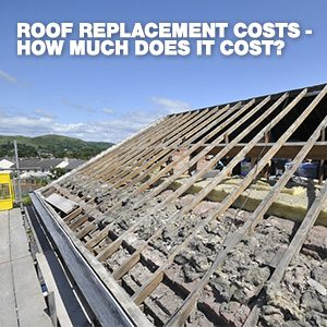 What Are The Current Roof Replacement Costs?