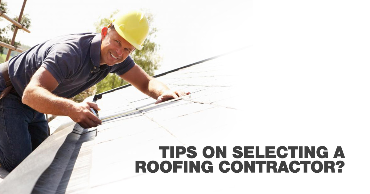 tips-on-selecting-a-roofing-contractor