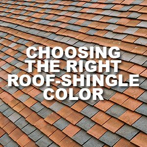 How to Choose the Right Roof Shingle Color