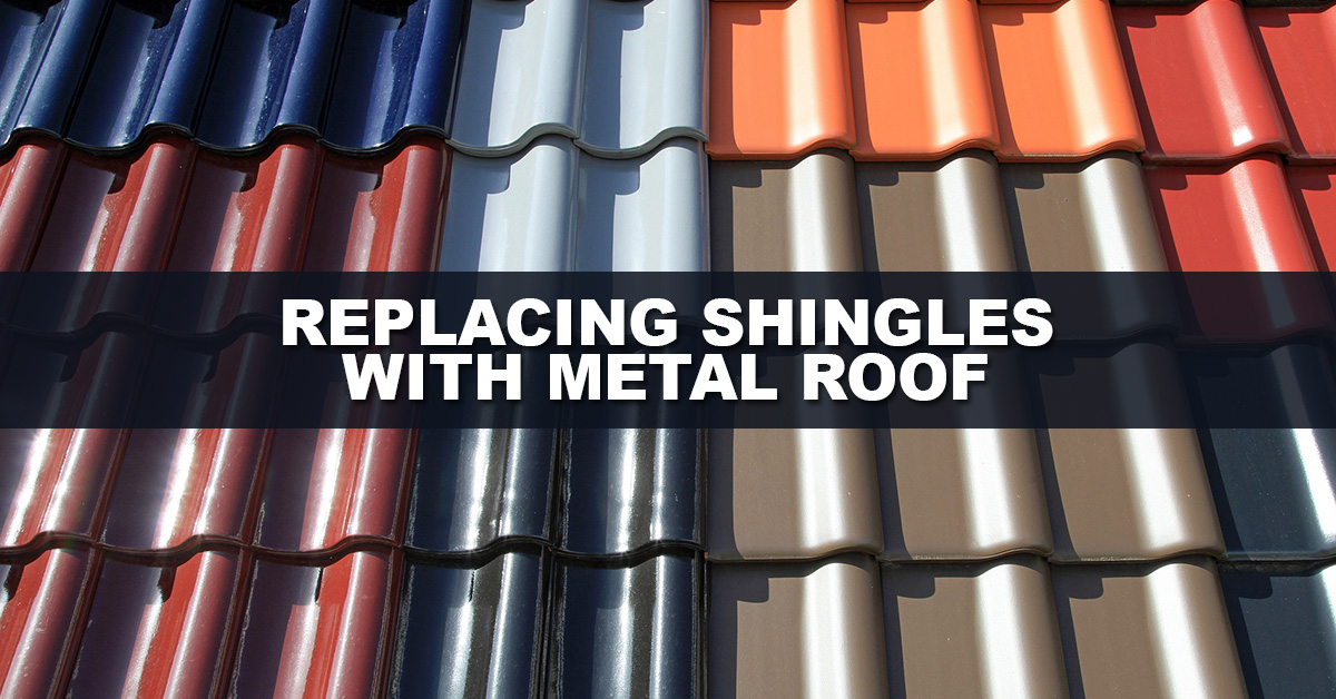 replacing-shingles-with-metal-roof