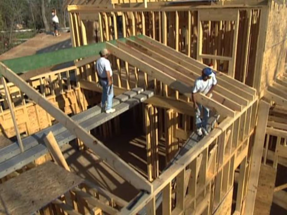 How To Frame The Roof Low Country Victorian Home Bob