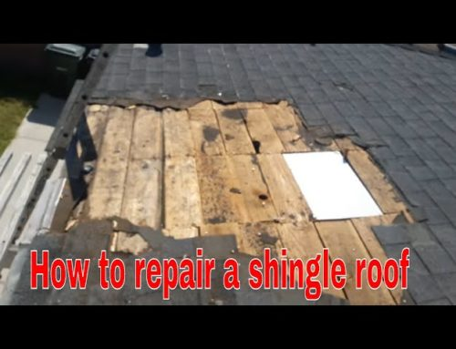 How To Repair A Leaking Shingle Roof…DIY  Simple And Easy , ( Check This Out)