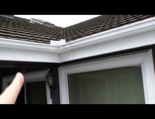 Tile Roof Leak Repair DIY Instructions